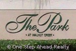 sign for Park, The of Walnut Creek